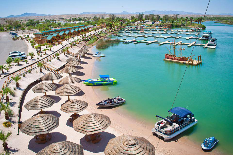 Pirate Cove Resort Best Resort On The Colorado River