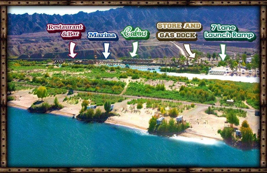 Pirate Cove Resort And Marina Cabins Rv Restaurant Amp Bar