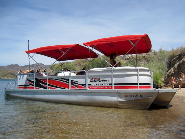 Water Sports Rentals Pirate Cove Resort